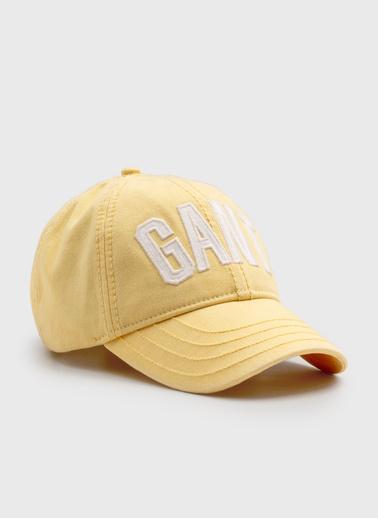 Gant Şapka Sarı